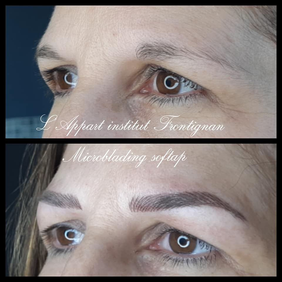 changement de regard total/ microblading softap